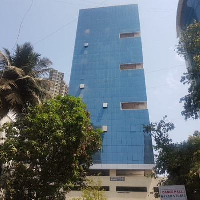 Office on rent in Peninsula Park, Andheri West