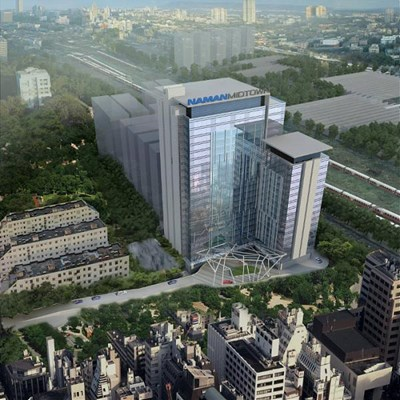 Office for sale in Naman Midtown, Lower Parel