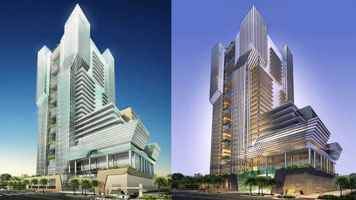 Main - Marathon Futurex, Lower Parel