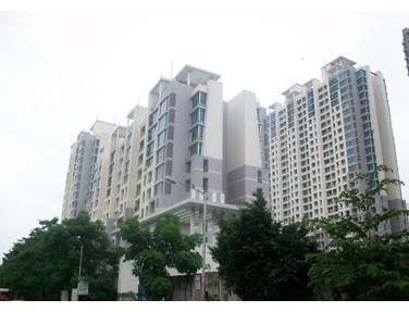 Flat on rent in Dosti Flamingos, Sewri