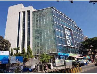 Office on rent in Kshitij, Andheri West