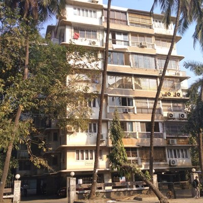 Flat on rent in Prahlad, Santacruz West