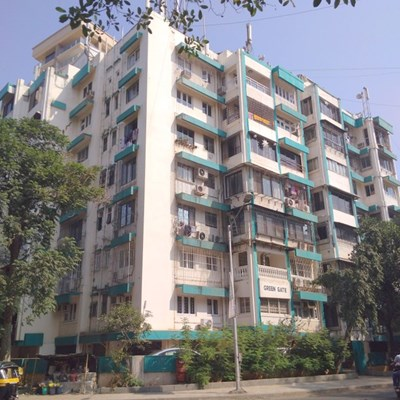 Flat on rent in Green Gate, Bandra West