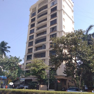Flat on rent in Grand Bay, Bandra West
