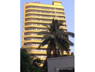 Flat on rent in Skyper, Bandra West