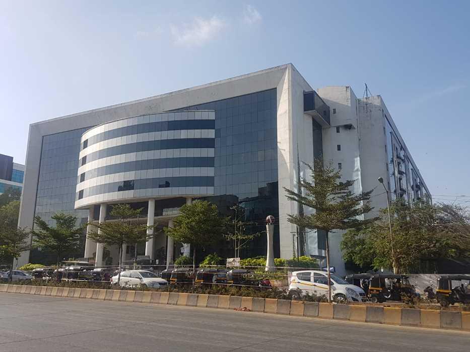 Main - Solitaire Corporate Park, Andheri East