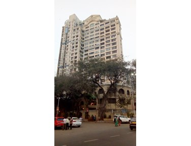 Flat on rent in Raheja Empress, Prabhadevi