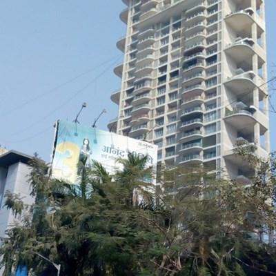 Flat on rent in Vision Crest, Prabhadevi