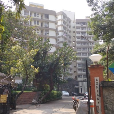 Flat on rent in Ashiana Glaxo, Bandra West