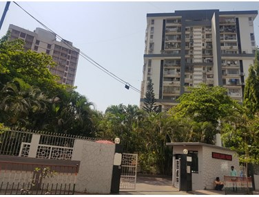 Flat on rent in Highland Park, Andheri West