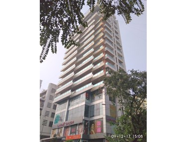Flat on rent in Libra Tower, Bandra West