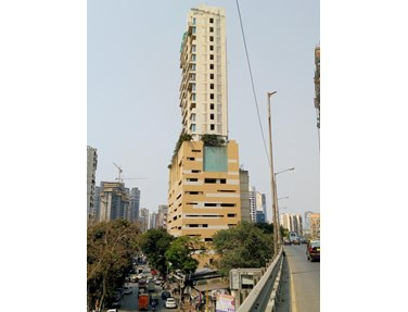 Flat on rent in Orbit Eternia, Lower Parel