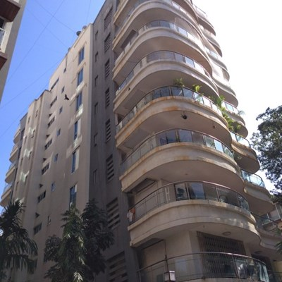 Flat on rent in Bhagwanti Heights, Khar West