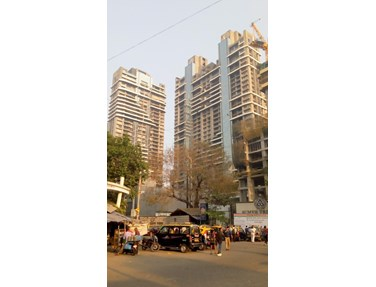Flat on rent in Sumer Trinity, Prabhadevi