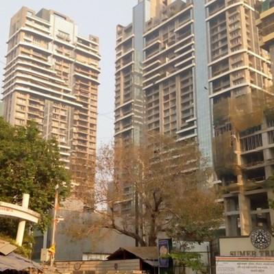 Flat on rent in Sumer Trinity, Prabhadevi