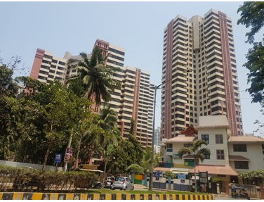 Flat for sale in Samarth Aangan , Andheri West