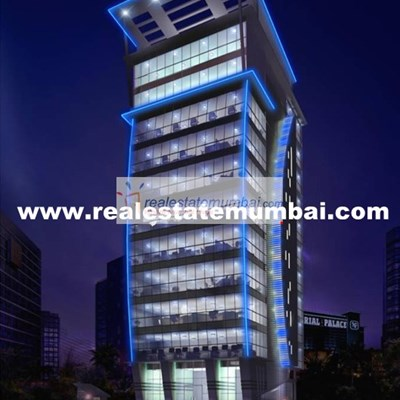 Office for sale in Roha Orion, Bandra West