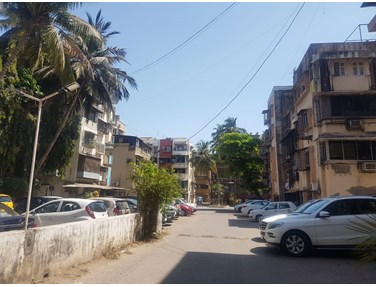 Flat on rent in North Bombay Society, Juhu