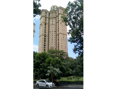 Flat on rent in Glen Classic, Powai