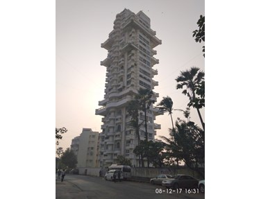 Flat on rent in Jivesh Terraces, Bandra West