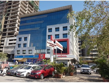 Office on rent in Shalimar Morya Park, Andheri West