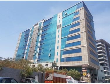 Office on rent in Kamanwala Pinnaacle Corporate Park, Bandra Kurla Complex