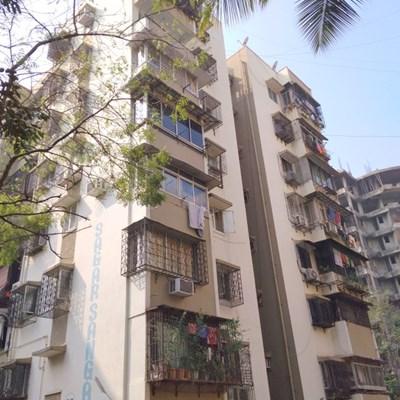 Flat on rent in Sagar Sangam, Bandra West