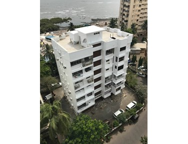 Flat on rent in Sea Pebbles, Bandra West