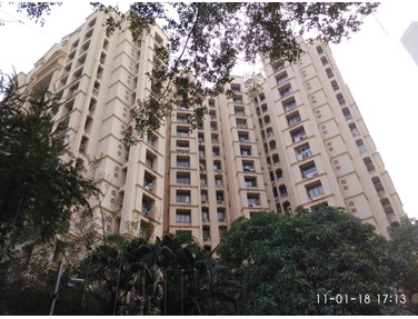 Flat for sale in Brentwood, Powai