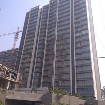 Flat on rent in Rustomjee Paramount, Khar West