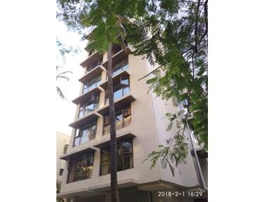 Flat on rent in Suverna House, Santacruz West