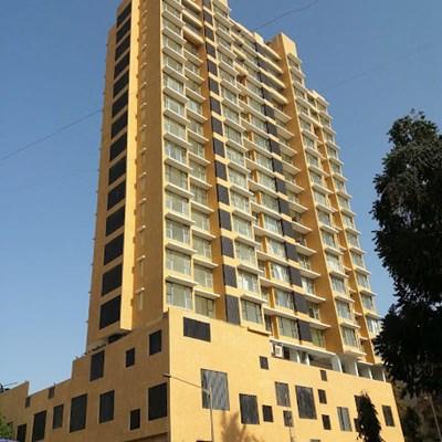 Flat on rent in Kanakia Hollywood, Andheri West