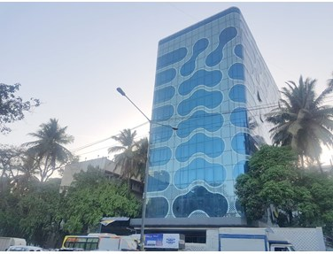 Office on rent in Sunrise Tower, Andheri East