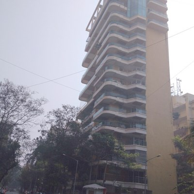 Flat on rent in Satguru Kalyan, Khar West