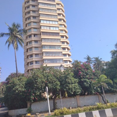 Flat on rent in The Jackers, Bandra West