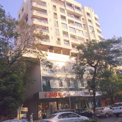 Office on rent in Rajdoot, Khar West