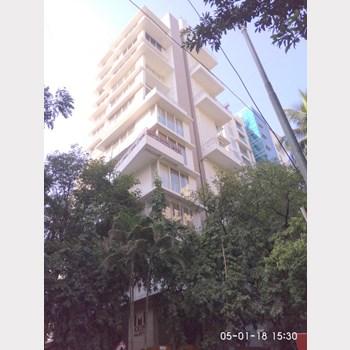 Flat on rent in Kripa Majestic, Khar West