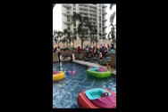 Swimming Pool - Orchid Enclave, Powai