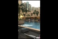 Swimming Pool1 - Orchid Enclave, Powai
