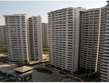 Flat on rent in Emerald Isle, Powai