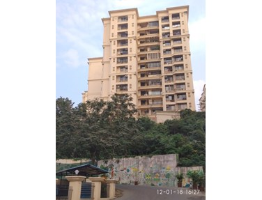 Flat on rent in Hill Side, Powai