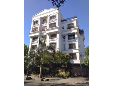 Flat on rent in Jercelle, Bandra West