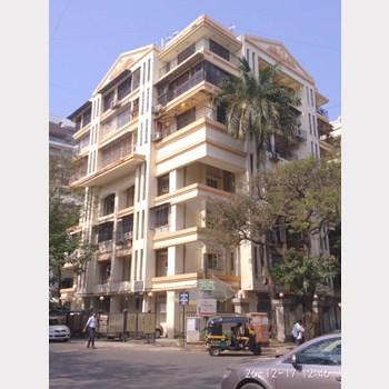 Flat on rent in Water Queen, Bandra West