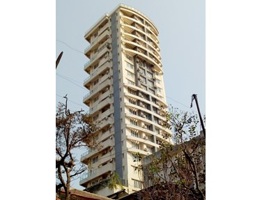 Flat on rent in Mermit Tower, Lower Parel