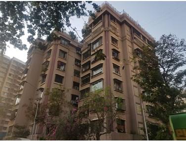 Building - Kripa Nidhi, Juhu
