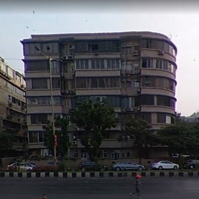 Flat for sale in Bharat Mahal, Marine Drive