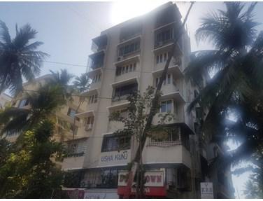 Building - Usha Kunj, Juhu