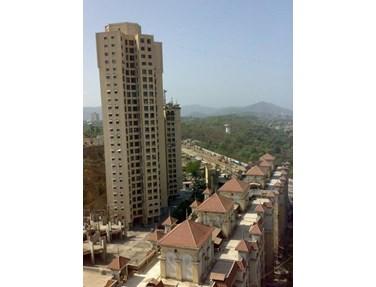 Flat on rent in Suncity Complex - Mercury, Powai