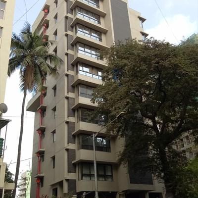 Flat on rent in Lotus Villa, Khar West