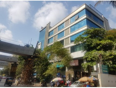 Office on rent in Landmark, Andheri West